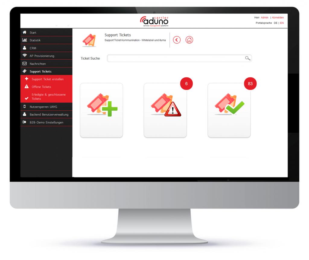 Wi-Fi-Plattform für B2B Service Provider und Carrier