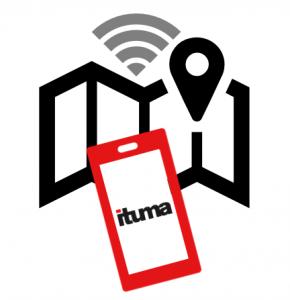 Visualisierung der gesammelten Daten in der aduno smart Wi-Fi Platform