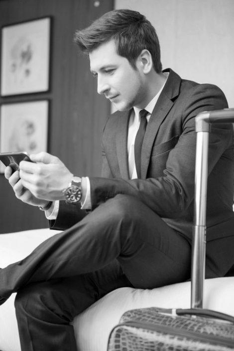Hotelgäste-WLAN und Digital Concierge