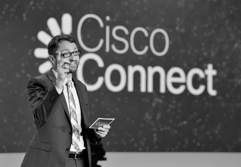 ituma mit WLAN-Lösung auf der Cisco Connect 2014 in Berlin