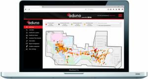 WLAN-Analyse, Echtzeitreagieren auf Vorkommnisse und digitale Serviceangebote