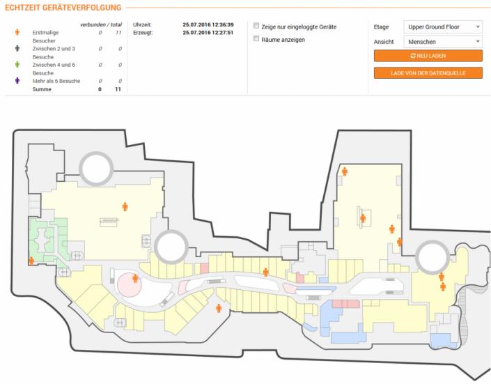 ituma präsentiert Wi-Fi Analyse auf der CeBIT 2016 in Hannover