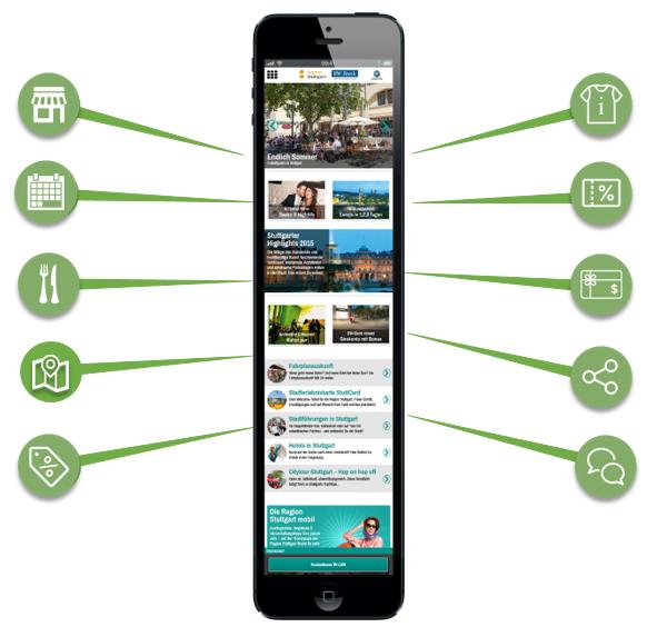 WLAN-Lösung Smart City - Digitale Mehrwerte für Städte